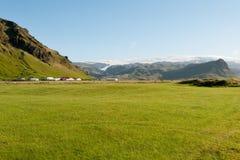 Vatnajokull in Iceland Stock Images
