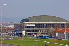 Vatroslav Lisinski Concert Hall, Zagreb, Croatia Royalty Free Stock Images