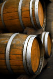 Vats. Barrel with vine in germany - Mosel - Donau - Rheinland Royalty Free Stock Images