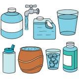 Vatten Fotografering för Bildbyråer
