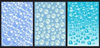 vatten stock illustrationer