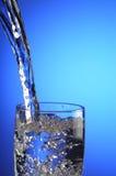 vatten för 2 stråle Arkivfoto