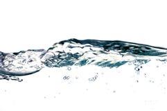 vatten för 26 droppar Arkivbild