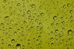 vatten för 3 droppar royaltyfri foto
