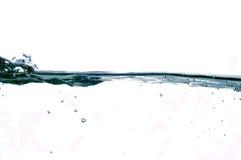 vatten för 42 droppar Royaltyfria Bilder