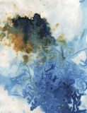 vatten för bakgrundsfärgtextur royaltyfri illustrationer