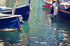 Vatten för Camogli hamnhav Fotografering för Bildbyråer