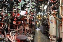 vatten för fartyglokalubåt u11 Royaltyfri Fotografi