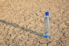 vatten för flaska en Arkivfoton
