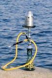 vatten för hookahtobakturk Arkivfoton