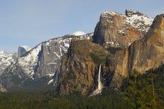 vatten för klippafall tio Royaltyfri Bild