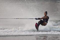Vatten 2015 för mästerskap för den Putrajaya koppen skidar nationellt och Wakeboard Royaltyfri Bild