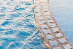 vatten för pölsimningparaplyer Fotografering för Bildbyråer