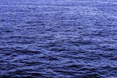 vatten för sikt för oklarhetshavsky Royaltyfri Fotografi