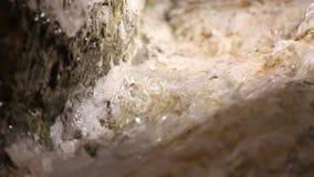 Vatten för termisk vår arkivfilmer