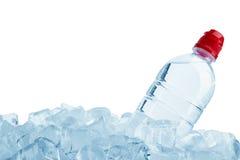 vatten för version för flaskillustrationraster Arkivbild