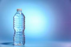 vatten för version för flaskillustrationraster Royaltyfria Foton