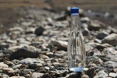 vatten för version för flaskillustrationraster Royaltyfri Fotografi