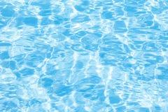 Vatten i simbassäng/water textur Royaltyfri Fotografi
