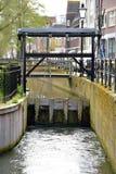 Vatten-lås Royaltyfri Foto