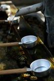 Vatten Laddles Fotografering för Bildbyråer