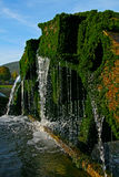 Vatten mal Arkivbild