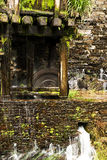 Vatten mal Fotografering för Bildbyråer