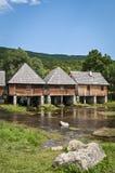 Vatten maler, Otocac, Lika, central Kroatien royaltyfria bilder