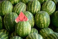 Vatten-melone Arkivbilder
