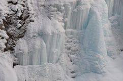 Vatten och is 4 Arkivfoto