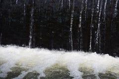 Vatten och bubblor Arkivfoton