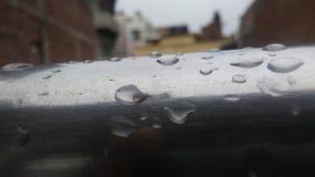 Vatten på stången Royaltyfri Bild