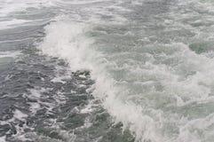 Vatten plaskar Arkivbilder