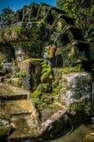 Vatten rullar in Provence, Frankrike royaltyfri fotografi