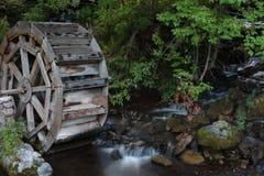 Vatten rullar in Utah Arkivfoto