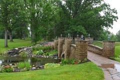 Vatten under bron! Royaltyfria Bilder