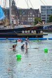 Vattenaktiviteter för barn Royaltyfri Foto