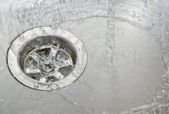 Vattenavrinningkök Royaltyfri Fotografi