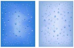 Vattenbakgrund Fotografering för Bildbyråer