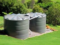 Vattenbehållare Royaltyfri Fotografi