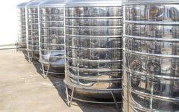 Vattenbehållare Royaltyfri Bild