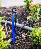 Vattenbevattningsystem Arkivfoton