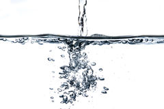 Vattenbubbla Arkivfoton