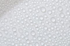 Vattendroppe Arkivfoton