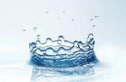 Vattendroppe Fotografering för Bildbyråer
