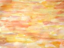 vattenfärg Arkivbilder