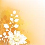 Vattenfärg Autumn Abstract Background Arkivfoto