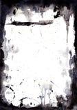 Vattenfärgbakgrund 3 Arkivbild
