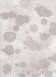 Vattenfärgbakgrund med fläckar Arkivfoto