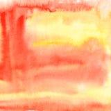 Vattenfärgbakgrund. Vektor illustration/EPS 10 Arkivfoto